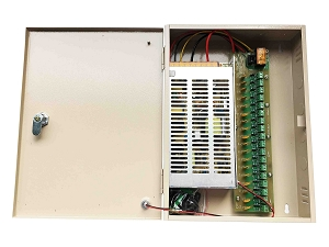 18ch Power Supply Box 12V 20A SA-PE12V20A-18