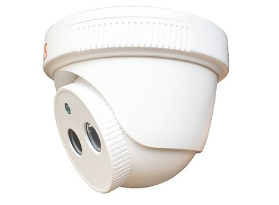 1080P (Sony CMOS Image Sensor 2.43MP) Dome IP Surveillance Camera SA-D1-243GP