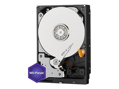 WD Purple 4TB, Internal Hard Drive