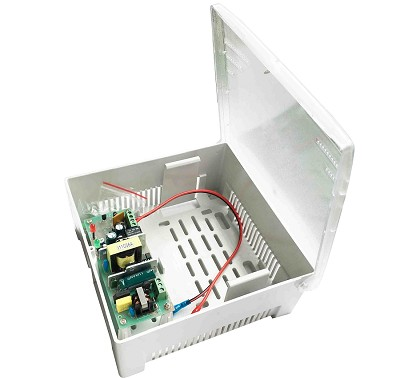 Power Supply Box with UPS function 3A 12V