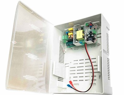 Power Supply Box with UPS function 5A 12V